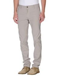 Heaven Two Casual Pants Light Grey