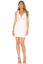 Style Stalker Seine Mini Dress White