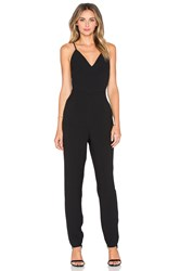 Finders Keepers Stand Still Jumpsuit Black