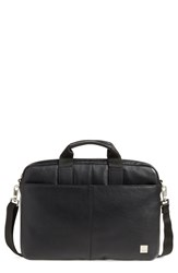 Men's Knomo London 'Brompton Durham' Leather Briefcase