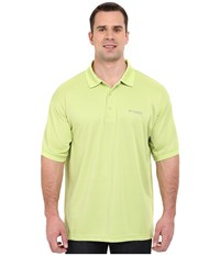 Columbia Perfect Cast Polo Extended Napa Green Men's Clothing