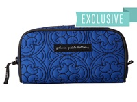 Petunia Pickle Bottom Powder Room Case Westminster Stop Cosmetic Case Blue