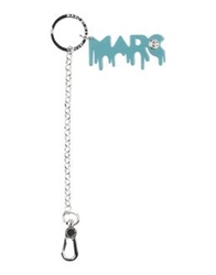 Marc By Marc Jacobs Key Rings Green