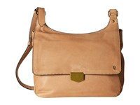 Elliott Lucca Lia City Saddle Bag Almond Bags Brown