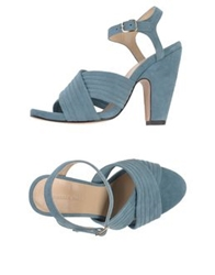 Tila March Sandals Pastel Blue