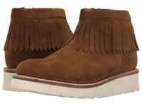 Grenson Trixie Moccasin Snuff Women's Shoes Brown