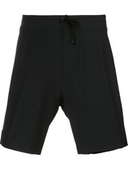 Outerknown Drawstring Shorts Black