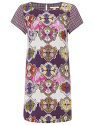 White Stuff Perfect Day Tunic Dress Multi