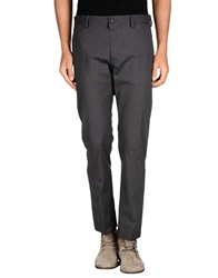 Mauro Grifoni Casual Pants Grey
