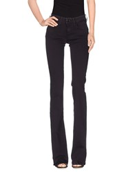 Liu Jo Jeans Denim Denim Trousers Women Deep Purple