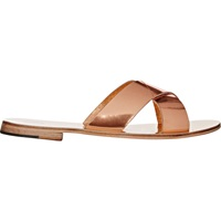 Antonia Slides Rose Gold