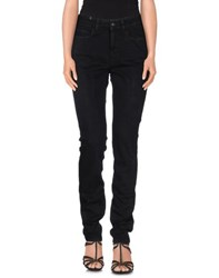 Notify Jeans Notify Denim Denim Trousers Women Black