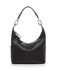 Longchamp Hobo Le Foulonne Small Black