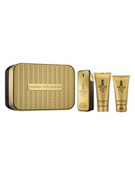 Paco Rabanne 1Million Fathers Day Set 146.00 Value No Color