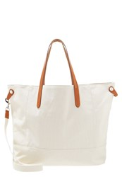 Zign Tote Bag Off White Off White