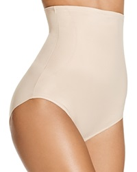 Tc Fine Shapewear Tc Fine Intimates Extra Firm Control High Waist Brief 4095 Cupid Nude