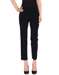Jil Sander Trousers Casual Trousers Women Dark Blue
