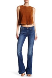 7 For All Mankind Slim Trouser Jean Blue