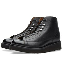 Grenson Andy Boot Black