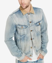 Denim And Supply Ralph Lauren Men's Bronson Trucker Jacket Denim