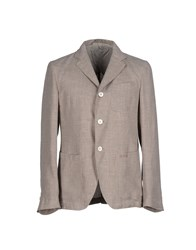 Philippe Model Suits And Jackets Blazers Men Khaki