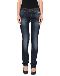 Roy Rogers Roy Roger's Denim Denim Trousers Women Blue