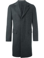 E. Tautz 'Sb3' Coat Grey