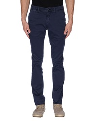 Gallery Casual Pants Dark Blue