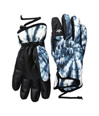 Celtek Gore Tex El Nino Gloves Indigo Dye Gore Tex Gloves Purple
