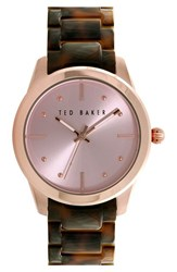 Women's Ted Baker London 'Classic Charm' Bracelet Watch 36Mm
