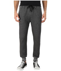 Converse Core Plus Cuff Pants Black Heather Men's Casual Pants