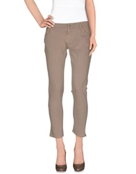 Individual Trousers Casual Trousers Women Camel