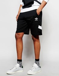 Adidas Originals 'Bleached Out' Shorts B45878 Black