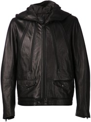 Undercover Zip Jacket Black