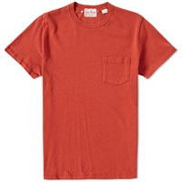 Levi's Vintage Clothing 1950S Sportswear Tee Orange