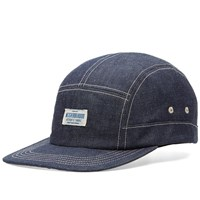 Neighborhood Denim Jet Cap Blue