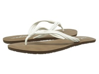 Volcom Have Fun 2 White Women's Sandals