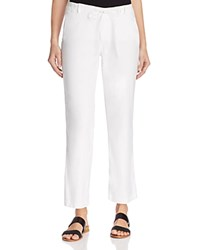 Nydj Jamie Ankle Pants Optic White