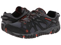 Merrell All Out Blaze Aero Sport Black Red Men's Shoes