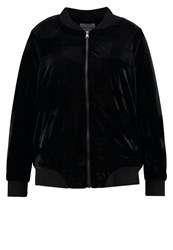 Junarose Jrvelly Light Jacket Black
