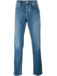 Burberry Brit Tapered Jeans Blue