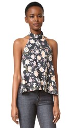Talulah The Lottie Floral Top