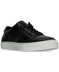 K Swiss Men's Court Classico Casual Sneakers From Finish Line Black Off White