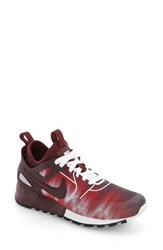 Nike Women's Air Pegasus 89 Sneaker Night Maroon Summit White
