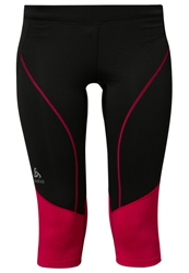 Odlo Fury Tights Black Cerise