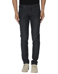 Monocrom Casual Pants Steel Grey