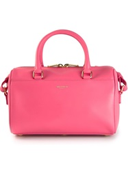Saint Laurent 'Classic Duffle Toy' Bag Pink And Purple
