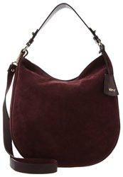 Abro Handbag Burgundy Bordeaux