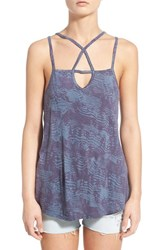 Women's Rvca 'Clear As Day' Strappy Tank
