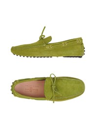 Car Shoe Carshoe Footwear Moccasins Men Acid Green